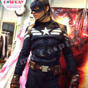 Super Premium Set: ชุดพรีเมียม กัปตันอเมริกา – Captain America