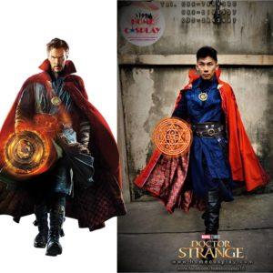 Super Premium Set: ชุดพรีเมียม ดร.สเตรนจ์ ฮีโร่พลังเวทย์ – Doctor Strange