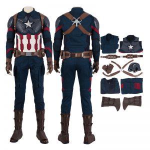 Super Premium Set: ชุดพรีเมียม กัปตันอเมริกา อเวนเจอร์สเอนเกมส์ – Avenger End Game
