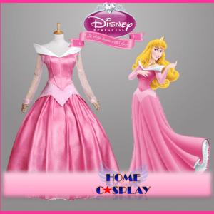 ชุดเจ้าหญิงนิทราออโรร่า Aurora Princess – Sleeping Beauty