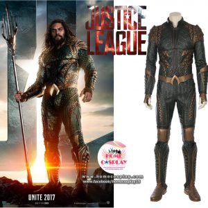 Super Premium Set: ชุดอควาแมน Aquaman – Justice League