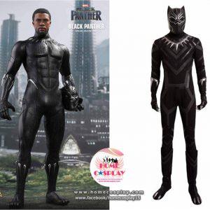 Super Premium Set: ชุดพรีเมียม แบล็ค แพนเธอร์ – Black Panther