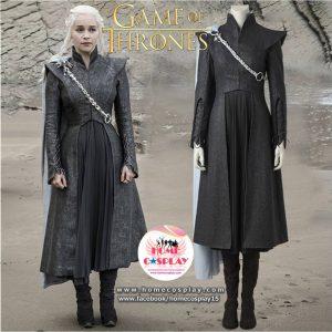Premium Set: #3 ชุดแดเนริส ทาร์แกเรียน Daenerys Targaryen – Game of Thrones