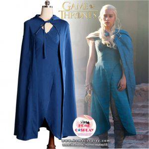 Premium Set: #1 ชุดแดเนริส ทาร์แกเรียน Daenerys Targaryen – Game of Thrones