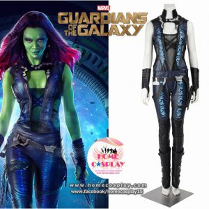 Super Premium Set: #1 ชุดกาโมรา Gamora – Guardians Of The Galaxy
