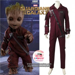 Super Premium Set: ชุดกรู๊ท Groot – Guardians Of The Galaxy