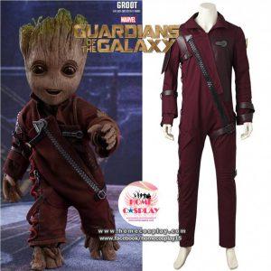 Super Premium Set: ชุดกรู๊ท Groot – Guardians Of The Galaxy