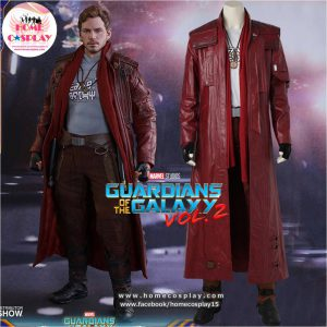 Super Premium Set: ชุดสตาร์-ลอร์ด Star-Lord – Guardians Of The Galaxy 2