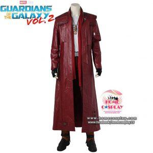 Super Premium Set: ชุดสตาร์-ลอร์ด Star-Lord – Guardians Of The Galaxy 2