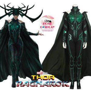 Super Premium Set: ชุดพรีเมียม เฮลา Hela – Thor Ragnarok