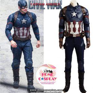 Super Premium Set: ชุดพรีเมียม กัปตันอเมริกา ซีวิล วอร์ – Captain America: Civil War