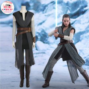 Premium Set: ชุดเรย์ Rey (The Last Jedi) – Star Wars