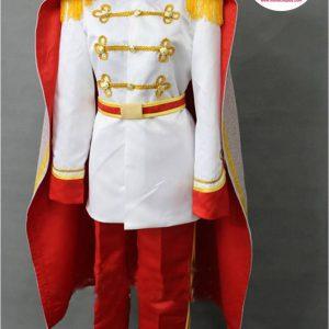 ชุดเจ้าชายชาร์มมิ่ง Prince Charming – Cinderella