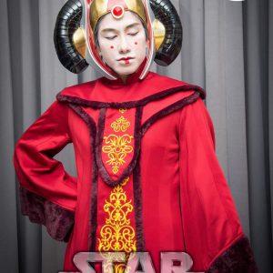 Premium Set: ชุดแพดเม่ ควีนอมิดาลา Padmé Queen Amidala – Star Wars