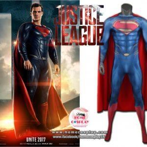 Super Premium Set: ชุดซุปเปอร์แมน Superman – Justice League