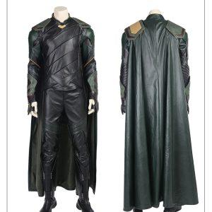 Super Premium Set: ชุดพรีเมียม โลกิ – Loki Thor Ragnarok