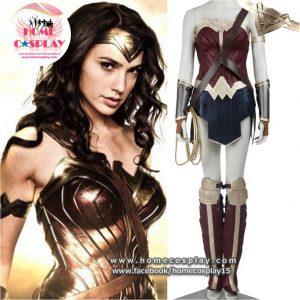 Super Premium Set: #1 ชุดวันเดอร์วูแมน Wonder Woman – Justice League