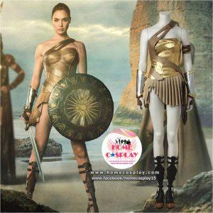 Super Premium Set: #2 ชุดวันเดอร์วูแมน Wonder Woman – Justice League