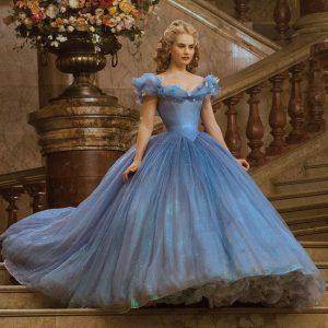 ชุดเจ้าหญิงซินเดอเรลล่า มูฟวี่ 2015 Princess – Cinderella Movie 2015