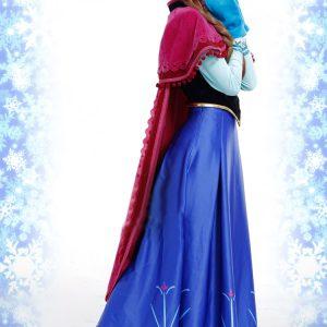 ชุดเจ้าหญิงอันนา Princess – Anna-Frozen