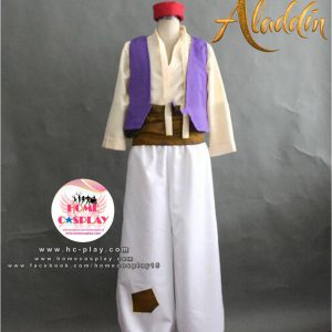 ชุดเจ้าชายอะลาดินยาจก Prince – Aladdin-Aladdin