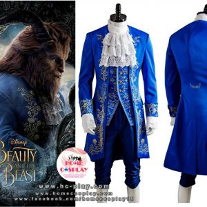 ชุดเจ้าชายอสูร Prince of The Beast – Bauty and the Beast Movie