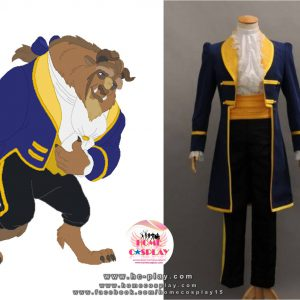 ชุดเจ้าชายอสูร Prince of The Beast – Bauty and the Beast