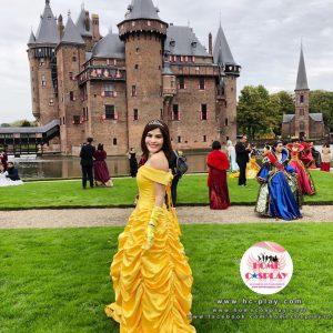 ชุดเจ้าหญิงเบลล์ Princess – Belle-Bauty and the Beast