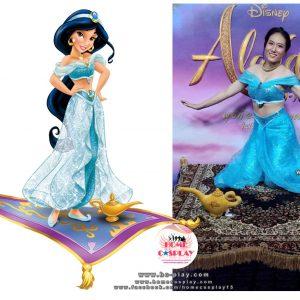 ชุดเจ้าหญิงจัสมิน Princess – Jasmin-Aladdin