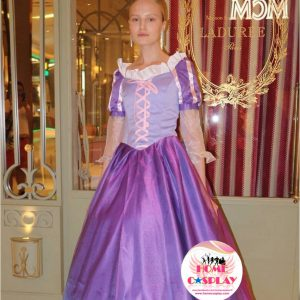 ชุดเจ้าหญิงราพันเซล Princess – Rapunzel