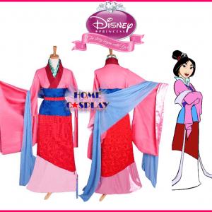 ชุดเจ้าหญิงมู่หลาน Princess – Mulan