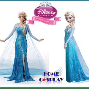 ชุดเจ้าหญิงเอลซ่า Princess – Elsa-Frozen