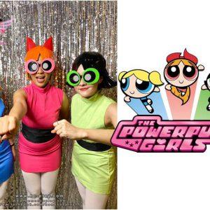 ชุดพาวเวอร์พัฟฟ์ เกิลส์ – Powerpuff Girl